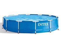 Intex Basen Metal Frame, 366 x 76 cm, 28210NP