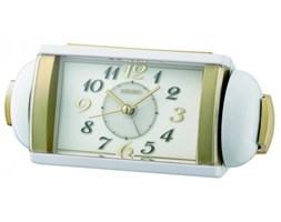 Budzik SEIKO QHK047W Bell Alarm Cichy Mechanizm