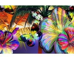 Fototapeta Consalnet Kolorowe motyle 175VE