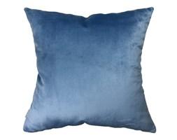 Welurowa poduszka Blue, Rozmiar: 45 x 45 cm