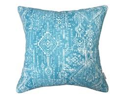Poduszka dekoracyjna Aztec Blue, Rozmiar: 45 x 45 cm