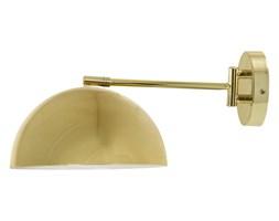 Złoty kinkiet Helmet