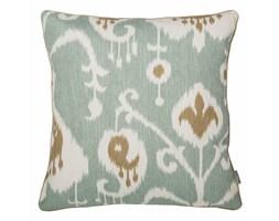 Poduszka dekoracyjna Ikat Mint, Rozmiar: 45 x 45 cm