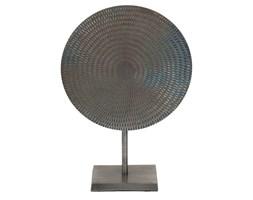 Dekoracja Moon, Rozmiar: 30,5 x 11 x 44 cm Kolor: ciemnoszary Materiał: aluminium