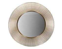 Lustro Miroir Gold 96cm, Rozmiar: 96 x 7 cm Kolor: złoty Materiał: metal