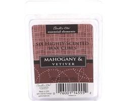Wosk zapachowy Candle-lite Essential Elements olejek eteryczny - Mahogany & Vetiver
