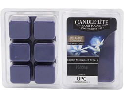 Wosk zapachowy Candle-lite - Exotic Midnight Petals