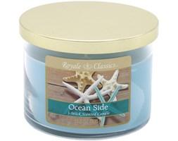 Świeca zapachowa Candle-lite trzy knoty - Ocean Side
