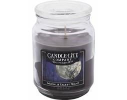 Świeca zapachowa Candle-lite duża w szkle 510 g - Moonlit Starry Night