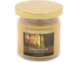 Świeca zapachowa Candle-lite tumbler - Golden Woods