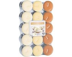 Bispol Scented Tealights podgrzewacze zapachowe ~ 4 h 30 szt - Vanilla Cupcake