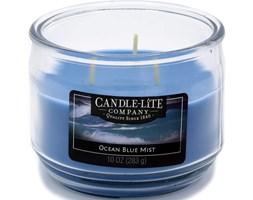 Świeca zapachowa Candle-lite trzy knoty 283 g - Ocean Blue Mist