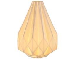 Madebyzen Ultrasonic Aroma Diffuser Kasper lampa do aromaterapii zapachowa nawilżacz ceramiczny  - Biała