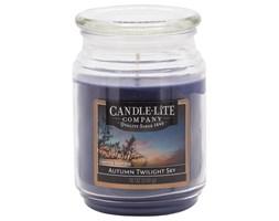 Świeca zapachowa Candle-lite duża w szkle 510 g - Autumn Twilight Sky