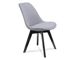 Krzesło FAGIO hexagen black - szare
