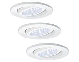 Paulmann - Nice Price 93004 - ZESTAW 3x LED oprawa wpuszczana BASIC 3xLED/0,8W