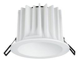 Paulmann 92669 - LED/12,6W Łazienkowa oprawa wpuszczana HELIA 1400 mA IP65