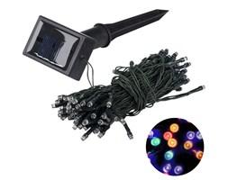 Grundig 2 - LED Łańcuch solarny 50xLED/1,2V IP44 multicolor