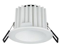 Paulmann 92639 - LED Zewnętrzna ściemnialna oprawa wpuszczana HELIA LED/8,7W