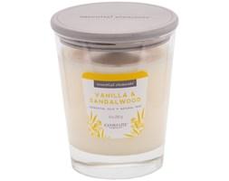 Świeca zapachowa Candle-lite Essential Elements naturalna olejki eteryczne - Vanilla & Sandalwood
