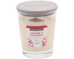 Świeca zapachowa Candle-lite Essential Elements naturalna olejki eteryczne - Jasmine & Patchouli