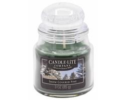 Świeca zapachowa Candle-lite świeczka 85 g - Snow Covered Pine