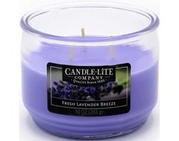 Świeca zapachowa Candle-lite trzy knoty 283 g - Fresh Lavender Breeze