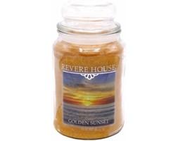 Świeca zapachowa Candle-lite w szkle 652 g - Golden Sunset