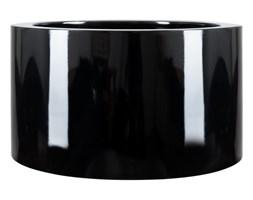 Donica z włókna szklanego D901FD czarny połysk