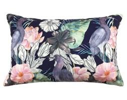 Welurowa poduszka dekoracyjna Paradise, Rozmiar: 35 x 55 cm