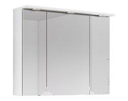 Szafka łazienkowa Oristo Brylant wisząca z lustrem OR36-SGL3D-85-1