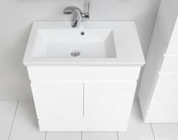 Umywalki Z Szafką Do Małej łazienki Pomysły Inspiracje Z