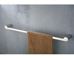 Wieszak na ręczniki pojedynczy Art Platino Doreo DOR-97020