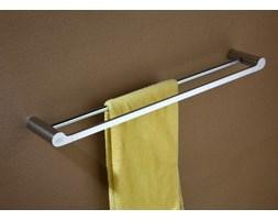 Wieszak na ręczniki podwójny Art Platino Doreo DOR-97022