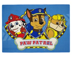 AK Sports Mata do zabawy Psi Patrol, 95 x 133 cm, PAW PATROL 01
