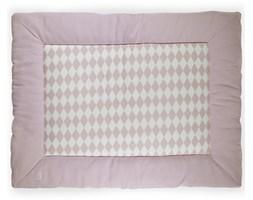 Jollein Mata do kojca dziecięcego, 80x100 cm, różowa, 017-513-65070