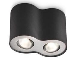 Philips myLiving Reflektor Pillar, 2x50 W, czarny, 5633230PN