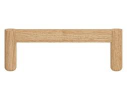 Moko A Komplet nóg drewnianych