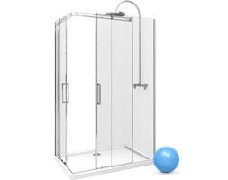Skiendi • Kabina prysznicowa prostokątna London KDD 80x120 cm prawa