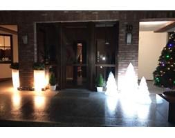 Choinka podświetlana LuXmas LED 70 cm zawieszana