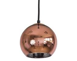 Lampa wisząca sufitowa zwis szklana żyrandol retro szkło BL030-1