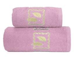Ręcznik GRACJA Greno różowy