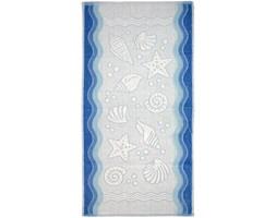Ręcznik FLORA OCEAN Greno niebieski
