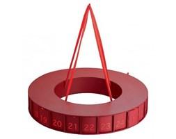 Kalendarz adwentowy okrągły