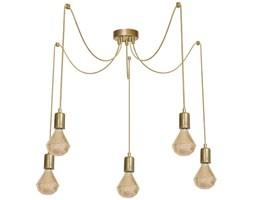 Lampa wisząca ARACHNE złota