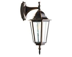 Lampa ogrodowa LO4102 CZARNO-ZŁOTA