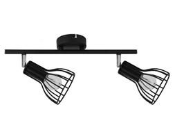 Lampa listwa czarna z drutu 2pkt MEGAN 55cm 2743204