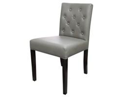 Krzesło WĄSKIE PIK z guzikami 84 cm