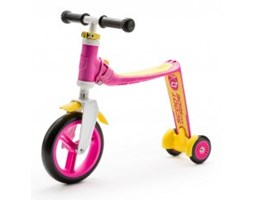 Scoot & Ride Highwaybaby PLUS 2w1 Pink 96191