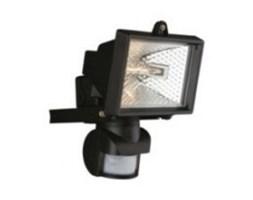 Philips Faro gardenspot/floodlight black 1x150W